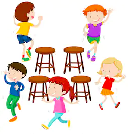 Musical Chairs - Kids Game
