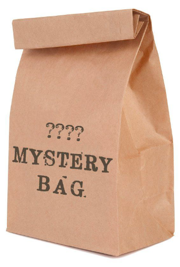 kids Game - Mystery Bag