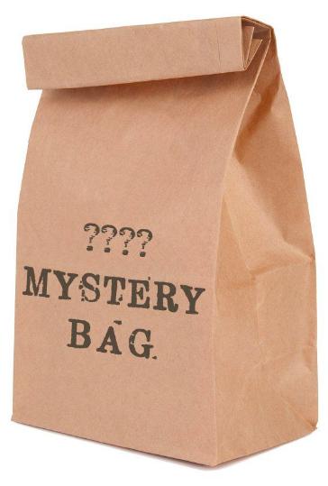 kids Game - Mystery Bag