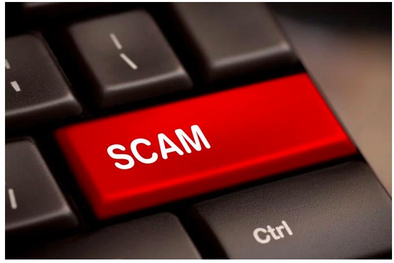 Scam - kids online safety