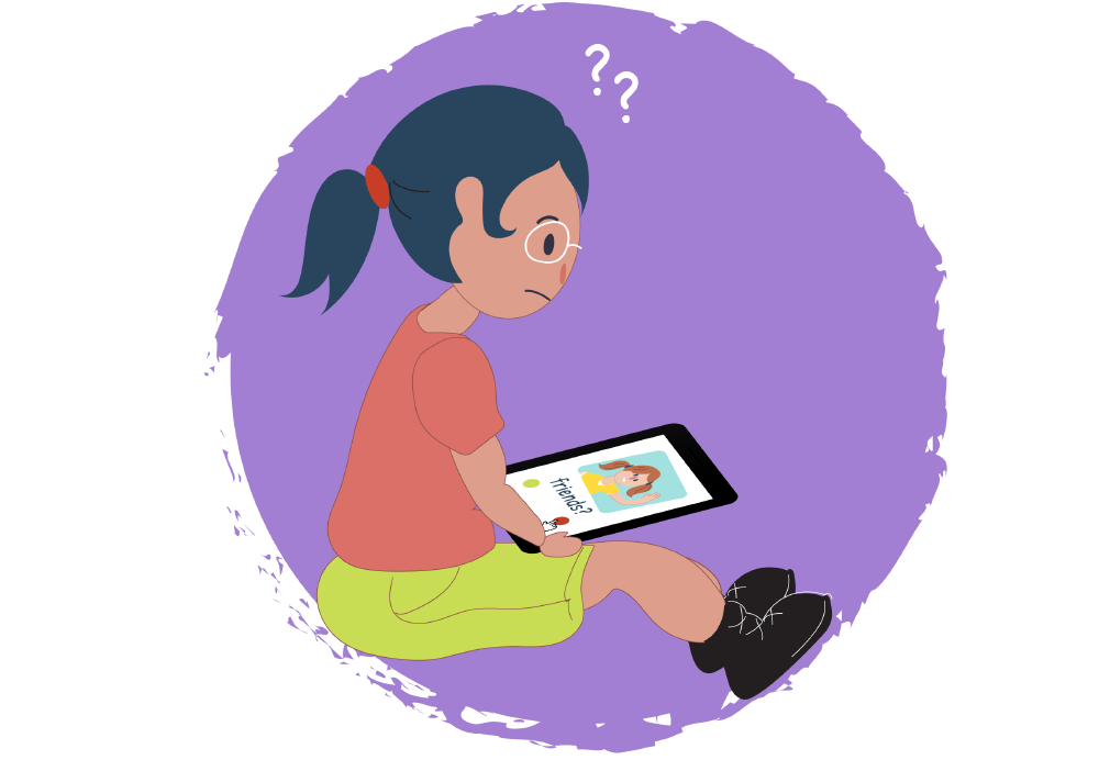 explain internet safety to children